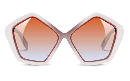 realistic vector illustration of sunglasses