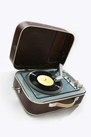 Vintage tour de table. Banque d'images - 4331078
