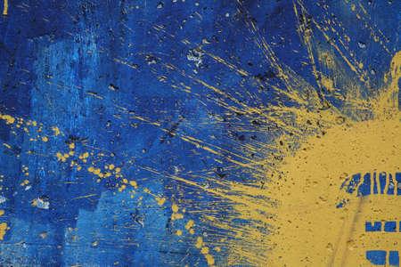 Grunge, graffitis arrière-plan  Banque d'images - 4701149