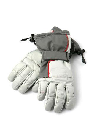 Gants de ski Banque d'images - 6021082