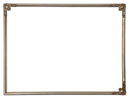 baroque frame: Image frame. Image holder Stock Photo