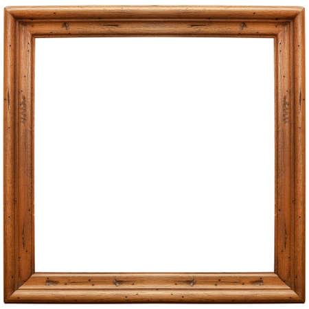 marco madera: Cuadro de imagen. Marco de fotos