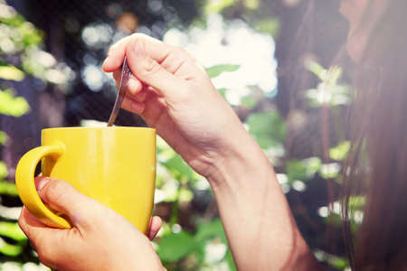 jamoke: morning coffee