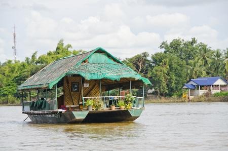 lao: Lao cabane bateau, Vientiane