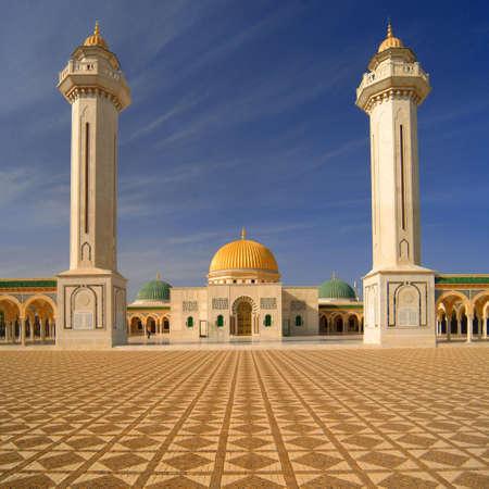 afrique du nord: Mosqu�e temple, de la Tunisie, l'Afrique du Nord  Banque d'images