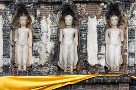 Ancient Stone Carvings in the temple Stock Photo - 27084445