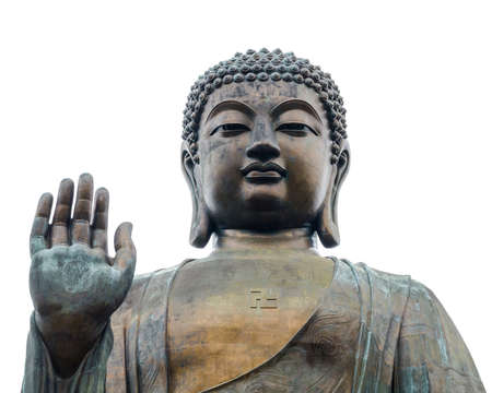 Tian Tan Buddha - The worlds photo