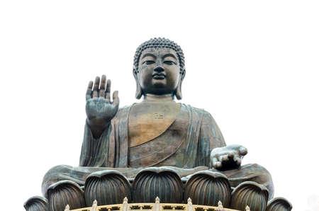 Tian Tan Buddha - The worlds