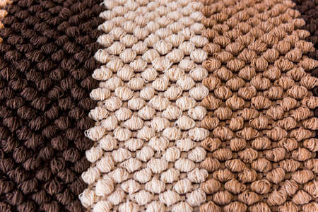 cleaning doormat or carpet texture photo