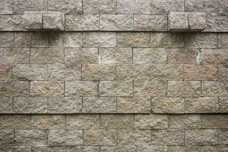 wall textures: Background of stone wall textures Stock Photo