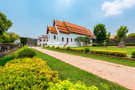 king palace: Museum of the Palace was built by King Narai, the king who ruled Ayutthaya