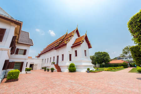 ruled: Museum of the Palace was built by King Narai, the king who ruled Ayutthaya