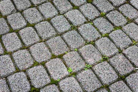 pattern of stone floor