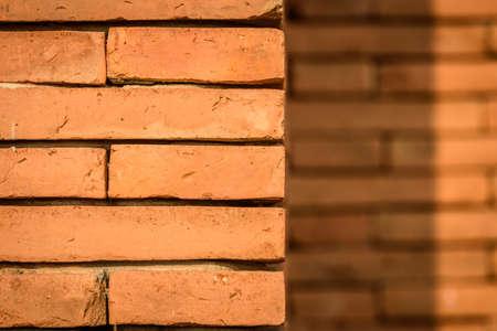 Background of brick wall texture Reklamní fotografie