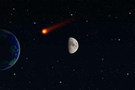 meteorite Stock Photo - 8319004