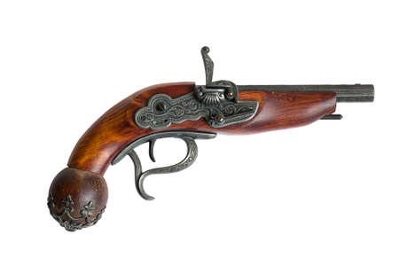 old gun photo