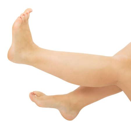 pretty woman legs photo