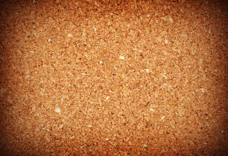 empty cork board background texture