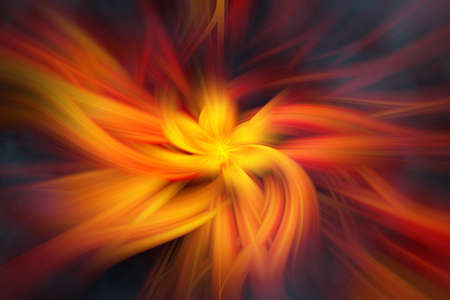 abstract colourful background with swirl waves