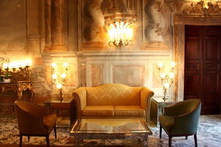a luxury interior Stock Photo - 3569920