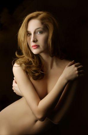 beautiful woman naked Stock Photo - 5619768