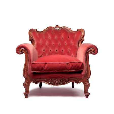 lounge: Velvet armchair