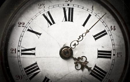 Old clock Stock Photo - 11118677
