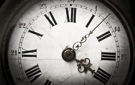 horloge ancienne: Vieille horloge