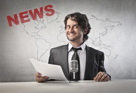 read news: Anchorman