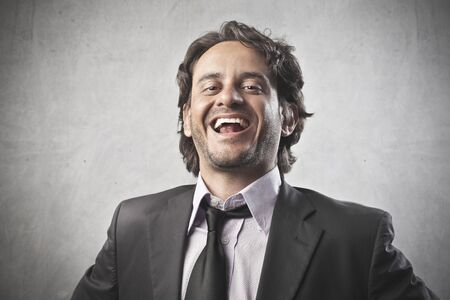 Business Laughing Stock Photo - 14778709