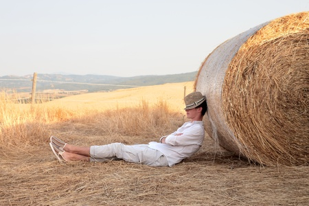 rick: Sleeping in the Countryside