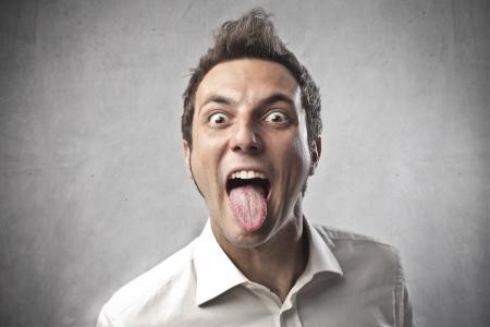 grimace: Bigmouth