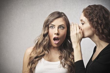 gossip: vertellen van een geheim