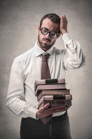 student businessman  photo