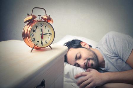 sono: dorme bem