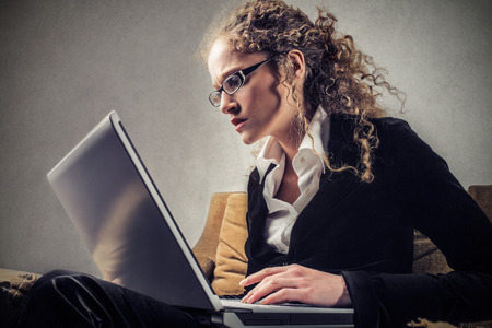 working woman: lavoro donna