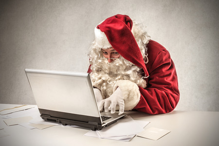 technological santa