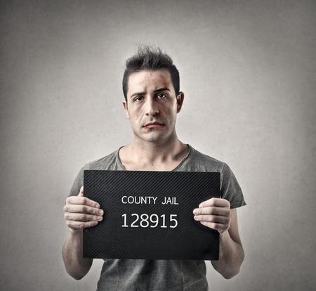 convict: criminal