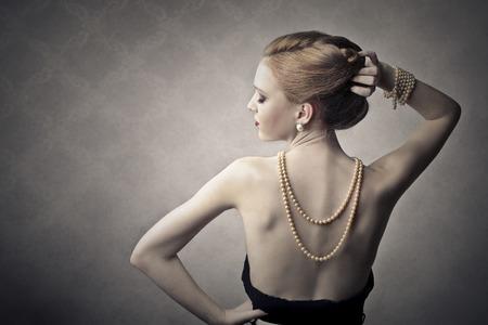 elegance woman