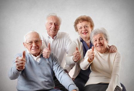couple heureux: oldies positifs