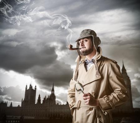 영국 형사 스톡 콘텐츠 - 39843007