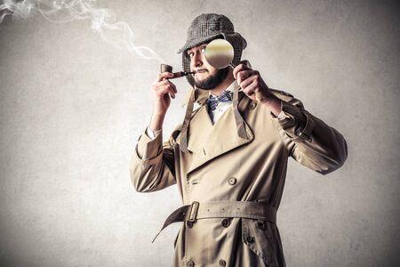 stupor: detective concept