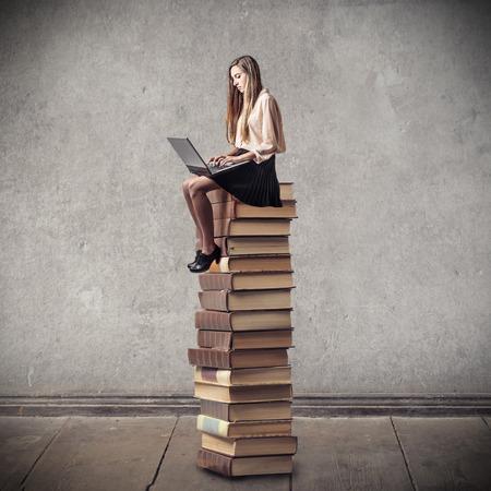 technologic: technologic learning Stock Photo