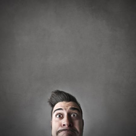 stupor: funny face
