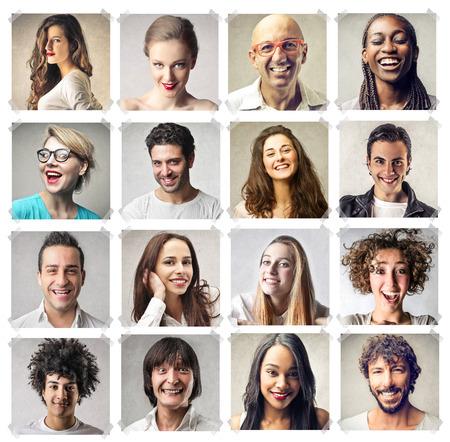 sourire Banque d'images