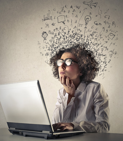 Idées technologiques Banque d'images - 39844259