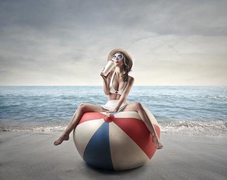 fun at the seaside
