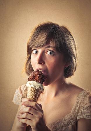 stupor: ice-cream