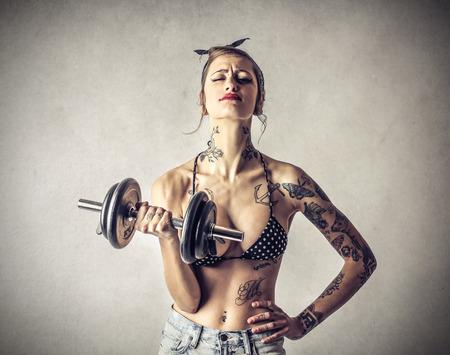 weights photo