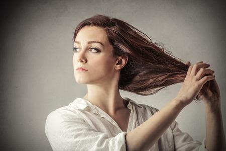 hair 版權商用圖片
